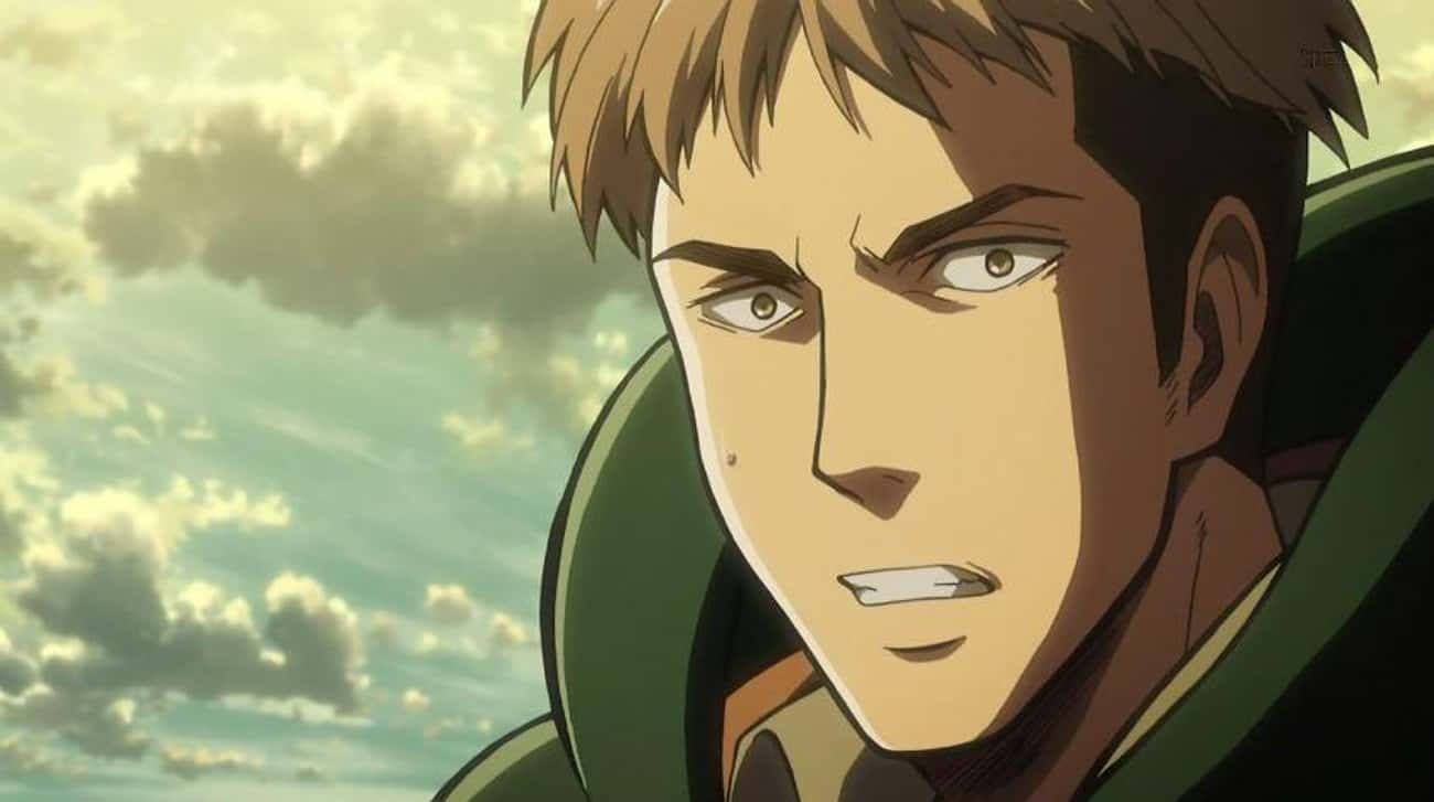 Gemini (May 21 - June 20): Jea is listed (or ranked) 3 on the list Which Attack On Titan Character Are You, Based On Your Zodiac Sign?