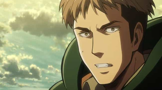 Jean Kirstein is listed (or ranked) 3 on the list Which Attack On Titan Character Are You, Based On Your Zodiac Sign?