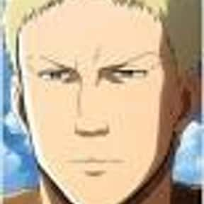 Reiner Braun is listed (or ranked) 19 on the list The Best Attack on Titan Characters
