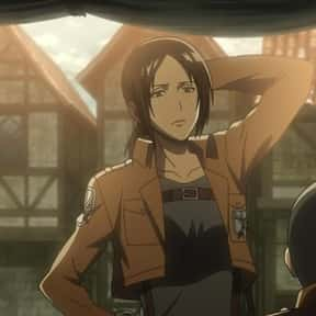 Ymir is listed (or ranked) 13 on the list The Best Attack on Titan Characters