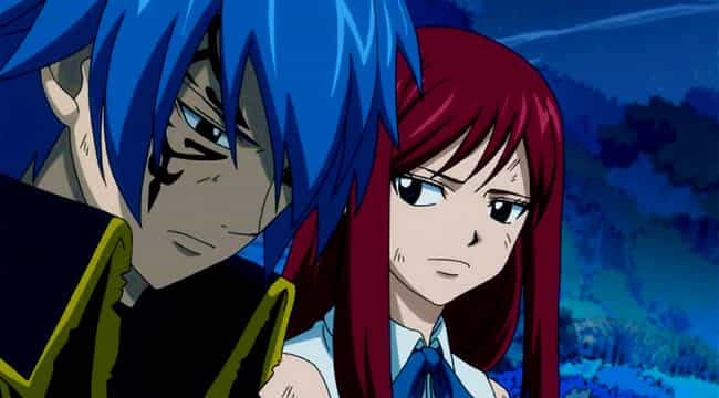 Cute anime couples ranking the best relationships in anime erza scarlet is listed or ranked 1 on the list the cutest anime couples altavistaventures Image collections