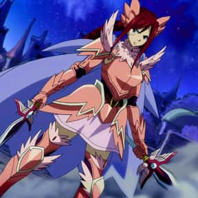 Erza Scarlet is listed (or ranked) 1 on the list The 30+ Best Anime Characters That Wear Armor