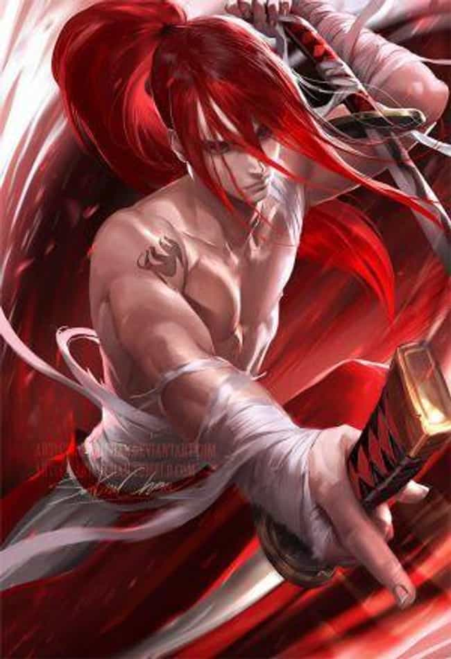 Erza Scarlet is listed (or ranked) 1 on the list 20+ Popular Anime Girls Drawn As Male Characters