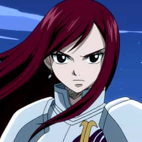 Erza Scarlet is listed (or ranked) 7 on the list The Best Female Anime Characters