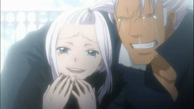 Mirajane Strauss is listed (or ranked) 1 on the list The 20 Greatest Big Sister Anime Characters