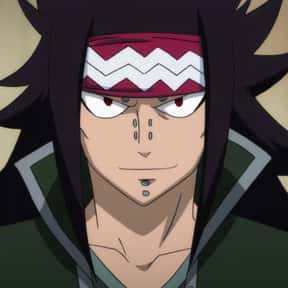 Gajeel Redfox is listed (or ranked) 20 on the list The Best Anime Characters With Black Hair