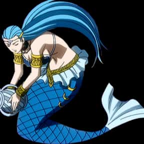 Aquarius is listed (or ranked) 21 on the list The Best Anime Characters With Blue Hair