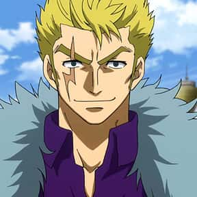 Laxus Dreyar is listed (or ranked) 25 on the list The Best Anime Characters With Blond Hair