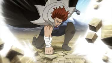 Gildarts Clive is listed (or ranked) 1 on the list The 20 Strongest Fairy Tail Guild Members, Ranked