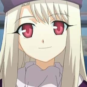 Illyasviel von Einzbern is listed (or ranked) 13 on the list List of Fate/Zero Anime Characters, Best to Worst