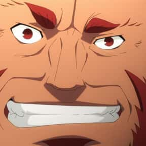 Iskander is listed (or ranked) 1 on the list List of Fate/Zero Anime Characters, Best to Worst