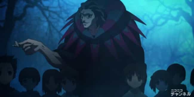 Gilles de Rais is listed (or ranked) 4 on the list The 15 Most Dangerous Anime Serial Killers of All Time