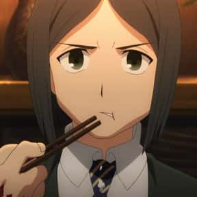 Waver Velvet is listed (or ranked) 11 on the list List of Fate/Zero Anime Characters, Best to Worst