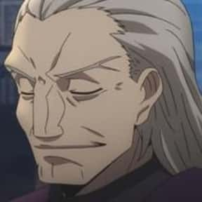 Risei Kotomine is listed (or ranked) 23 on the list List of Fate/Zero Anime Characters, Best to Worst
