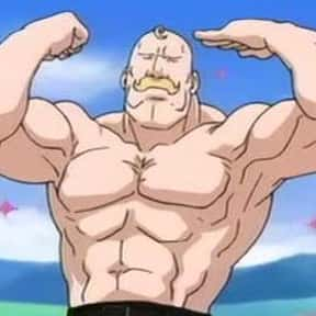 Alex Louis Armstrong is listed (or ranked) 2 on the list The Greatest Bald Anime Characters of All Time