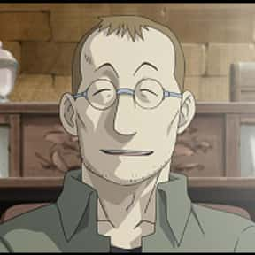 Shou Tucker is listed (or ranked) 1 on the list The Most Hated Anime Characters of All Time