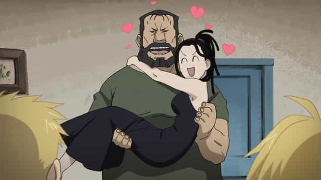 Sig Curtis is listed (or ranked) 3 on the list The Best Anime Characters With Beards