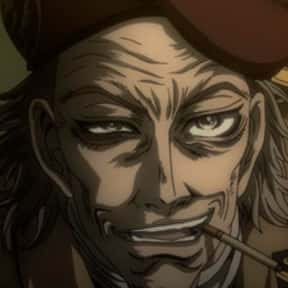 Rob Walsh is listed (or ranked) 22 on the list List of All Hellsing Characters, Best to Worst