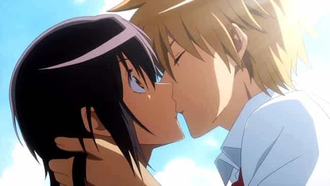 Cute Anime Couples Ranking The Best Relationships In Anime
