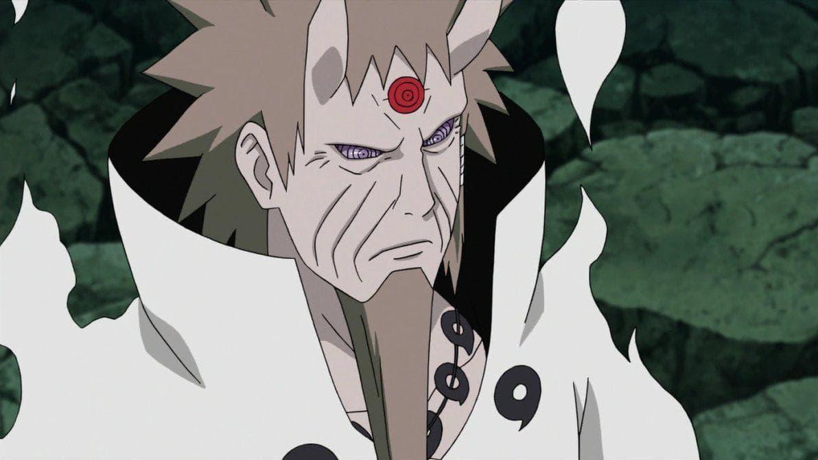 Random Jinchuriki In Naruto