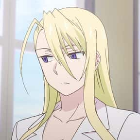 Evangeline A.K. McDowell -UQ  is listed (or ranked) 15 on the list The 20+ Greatest Anime Characters With Ice Powers