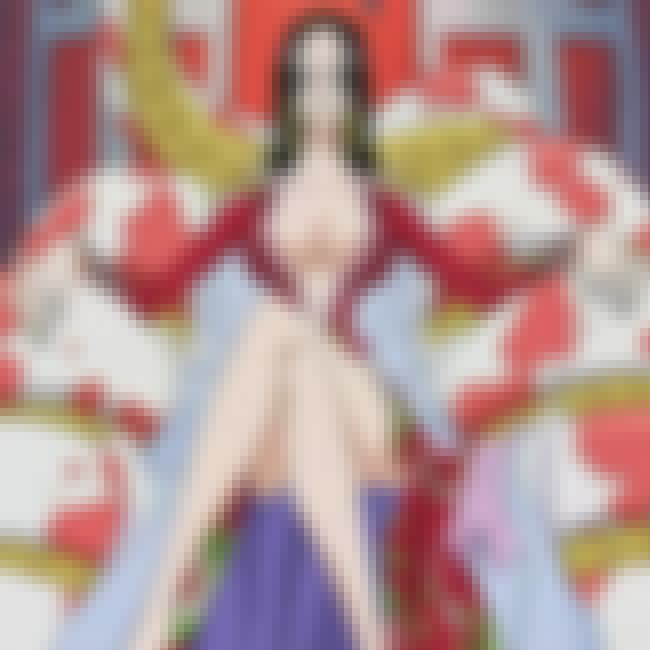 Boa Hancock is listed (or ranked) 2 on the list The Hottest One Piece Babes