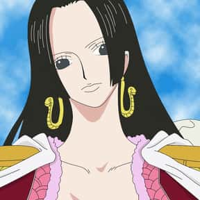 Boa Hancock is listed (or ranked) 15 on the list The Best Anime Characters Who Wear Capes
