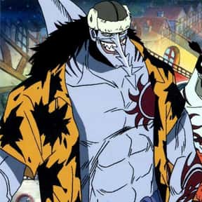 Arlong is listed (or ranked) 10 on the list The Best One Piece Villains of All Time