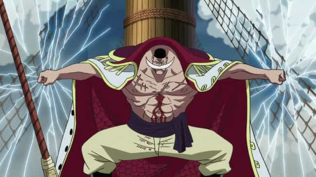 Edward Newgate is listed (or ranked) 1 on the list The 13 Most Powerful Devil Fruit Powers In 'One Piece'