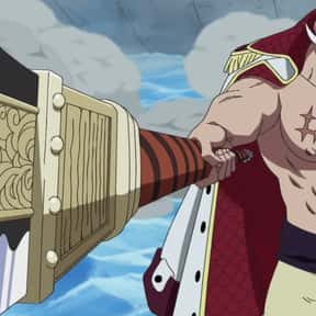 Edward Newgate is listed (or ranked) 5 on the list Every One Piece Character, Ranked Best to Worst