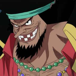 "Marshall ""Blackbeard"" Teach is listed (or ranked) 22 on the list The Ugliest Anime Characters of All Time"