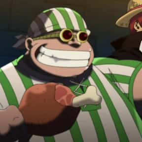 Lucky Roo is listed (or ranked) 10 on the list The Greatest Fat Anime Characters of All Time