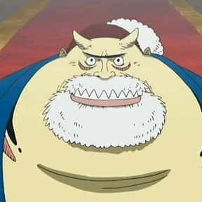 Tom is listed (or ranked) 14 on the list The Greatest Fat Anime Characters of All Time