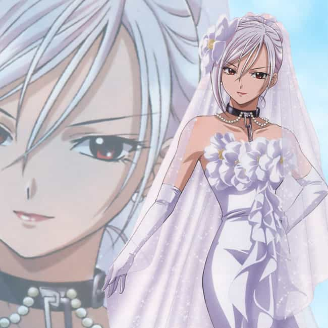 Moka Akashiya (monster form) is listed (or ranked) 4 on the list Female Anime Characters With The Best Outfits