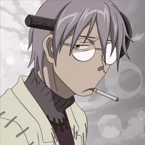 Franken Stein is listed (or ranked) 10 on the list The Best Anime Characters With Gray Hair
