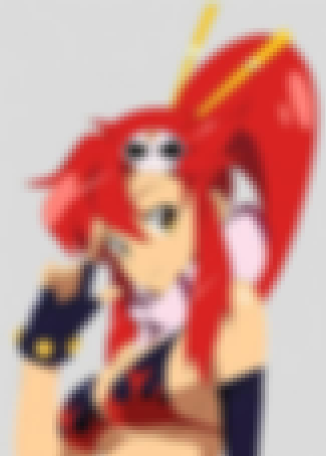 Yoko Littner is listed (or ranked) 2 on the list Female Anime Characters With The Best Outfits
