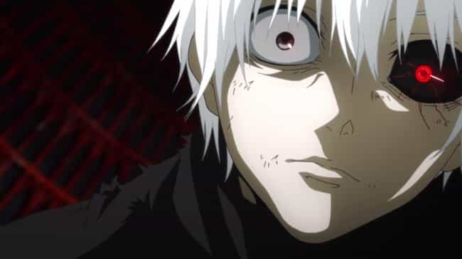 Ken Kaneki is listed (or ranked) 2 on the list 14 Anime Characters Who've Experienced Life-Altering Trauma