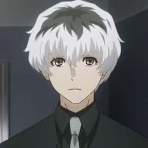 Ken Kaneki is listed (or ranked) 1 on the list Best Multicolor Hair Anime Characters