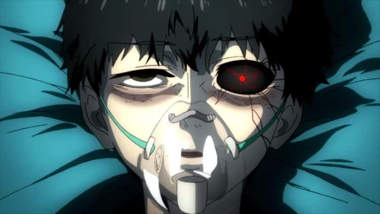 Ghoul Organs Are Implanted In Ken Kaneki's Body In 'Tokyo Ghoul'