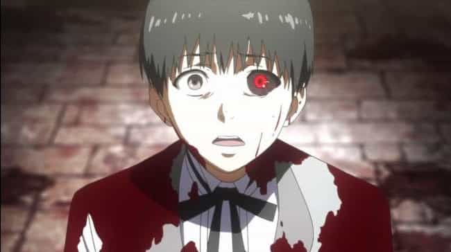 Ken Kaneki is listed (or ranked) 3 on the list The 15 Greatest Half-Human Hybrid Characters In Anime
