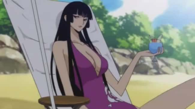 Yuuko Ichihara is listed (or ranked) 22 on the list 23 Anime Girls Whose Huge Boobs Are Actually A Problem
