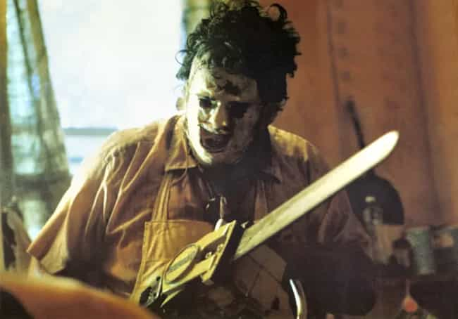 The Texas Chainsaw Massa... is listed (or ranked) 4 on the list Horror Movies Rob Zombie Has Awarded His Personal Stamp Of Approval