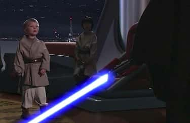 'Return of the Jedi' Glosses Over Anakin Slaying The Younglings