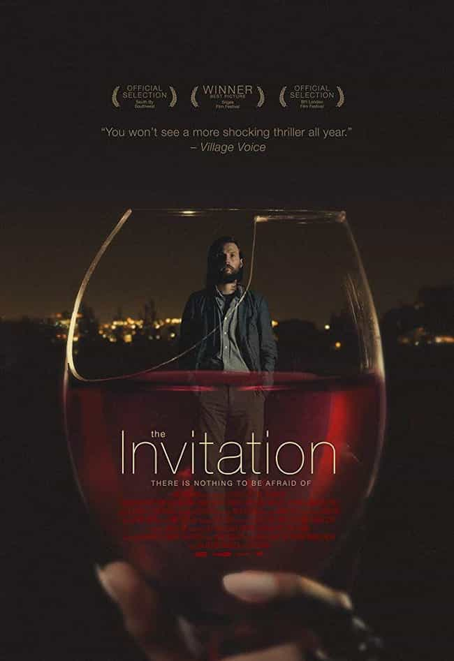 The Invitation is listed (or ranked) 1 on the list The Best Suspense Movies on Netflix