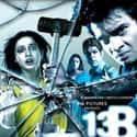 13B is listed (or ranked) 2 on the list The Best Hindi Horror Movies