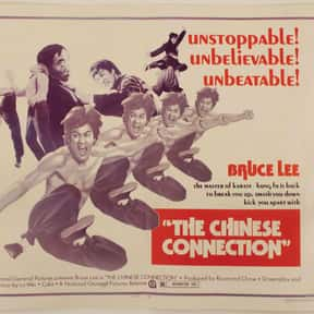 The Chinese Connection is listed (or ranked) 6 on the list The Best Kung Fu Movies of the 1970s