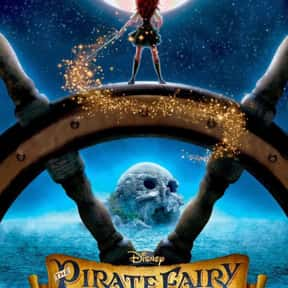 The Pirate Fairy is listed (or ranked) 20 on the list The Best Children's and Kids' Movies on Netflix