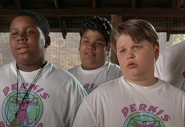Heavyweights is listed (or ranked) 5 on the list Movies From Your Childhood That Taught You Bad Lessons