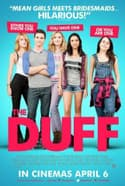 The DUFF is listed (or ranked) 19 on the list The Funniest Comedy Movies About High School