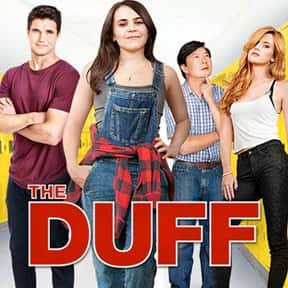 The Duff is listed (or ranked) 6 on the list The Best Teen Romance Movies